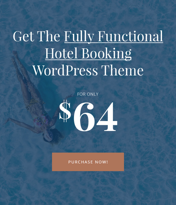 Milenia - Hotel & Booking WordPress Theme - 7