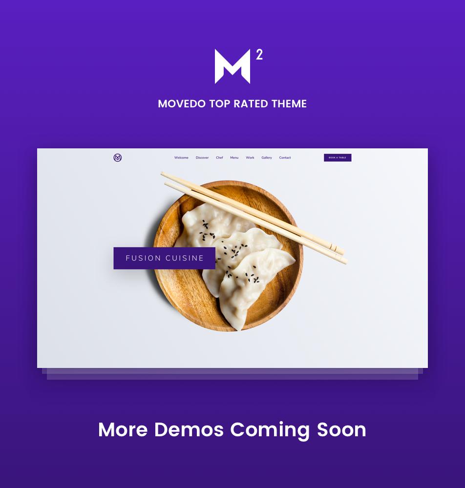 Movedo New Demos