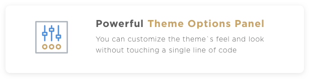 Profi WP Powerful Theme Options Panel