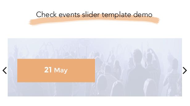 The Events Calendar Shortcode and Templates Pro  - WordPress Plugin - 5