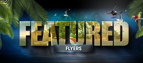 Design Cloud: Featured Flyers