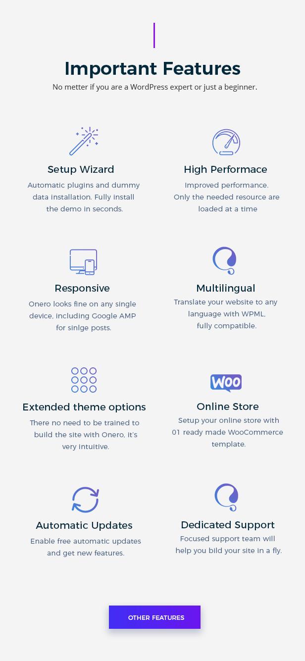 Amos - Tema WordPress Criativo para Agências e Freelancers - 7