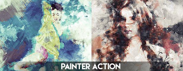 Archi Sketch Photoshop Action - 25
