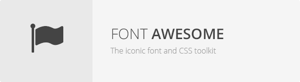 FontAwesome Icons - Babysitter WordPress Theme Responsive