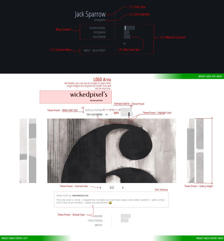 MediaBook - Multimedia Wordpress Theme - 2