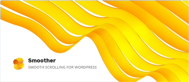 Smoother – Smooth Scrolling for WordPress