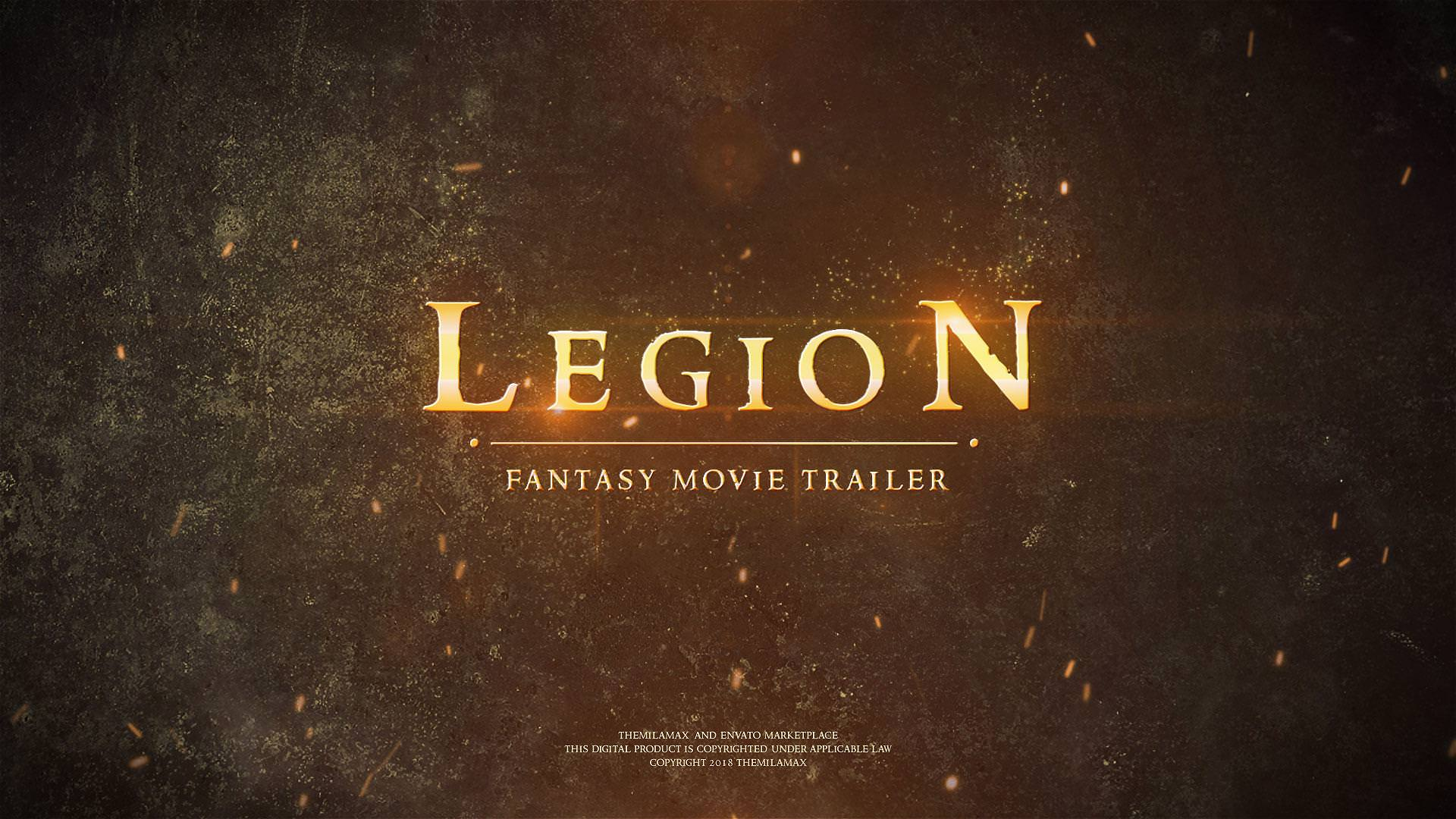 Legion - Fantasy Movie Trailer - 12