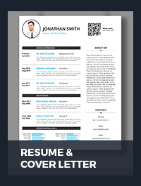 Resume & Cover Letter - 46