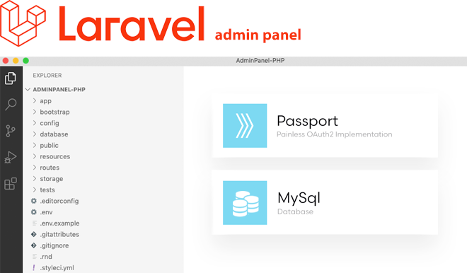 News Mobile Application with Admin Panel | React Native & PHP Laravel - 2