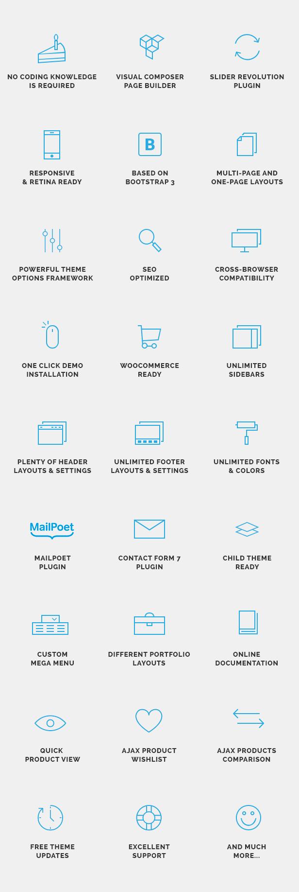 Gatsby - WordPress + eCommerce Theme - 10