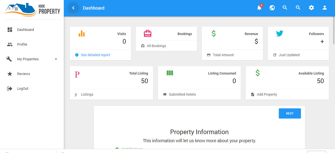 Real Estate WordPress - Real Estate WP by kodeforest