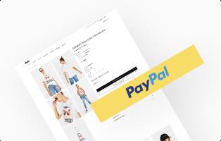 Dynamic Checkout buttons at Shella Shopify theme