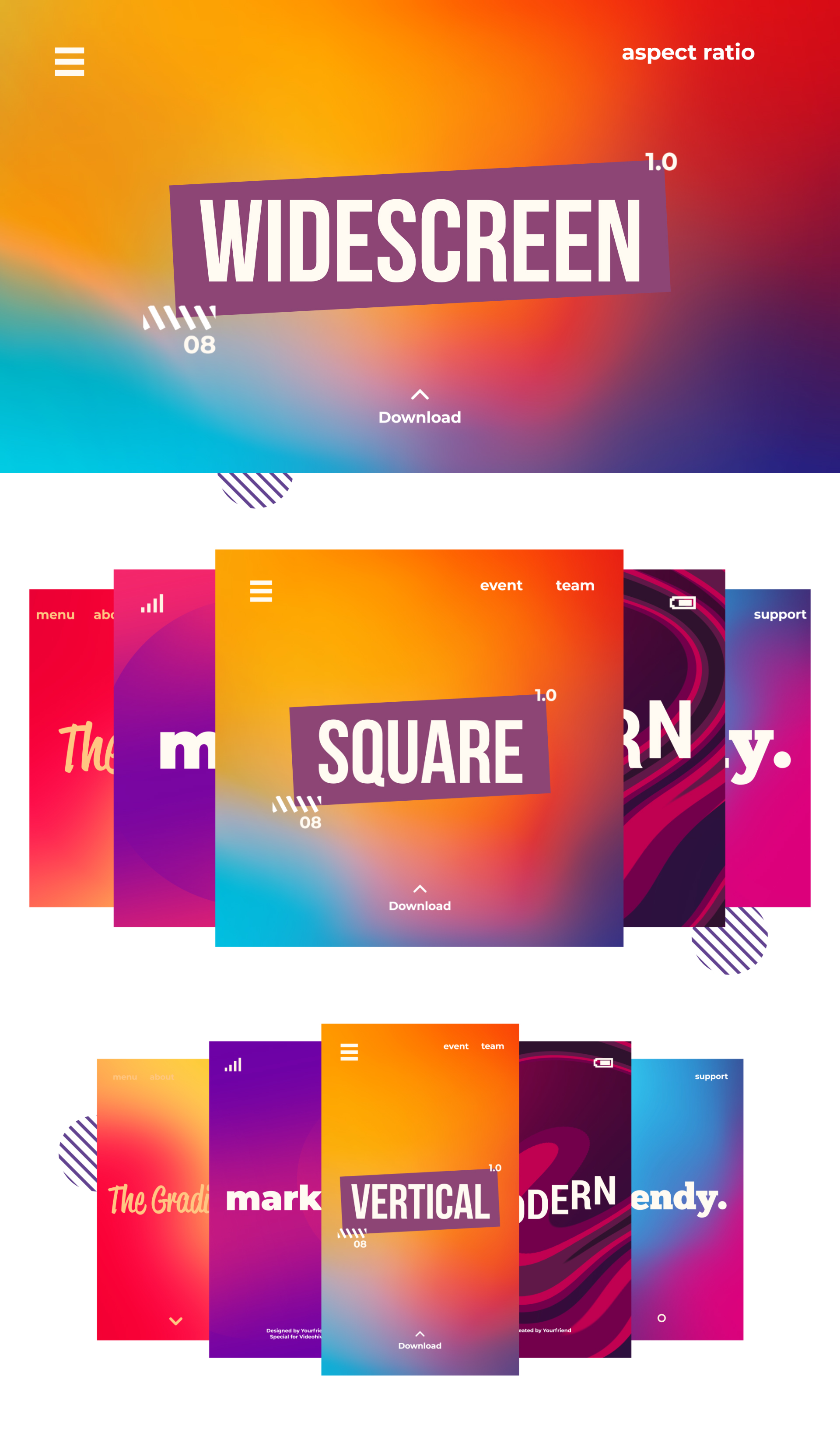 Typography Pack - 5