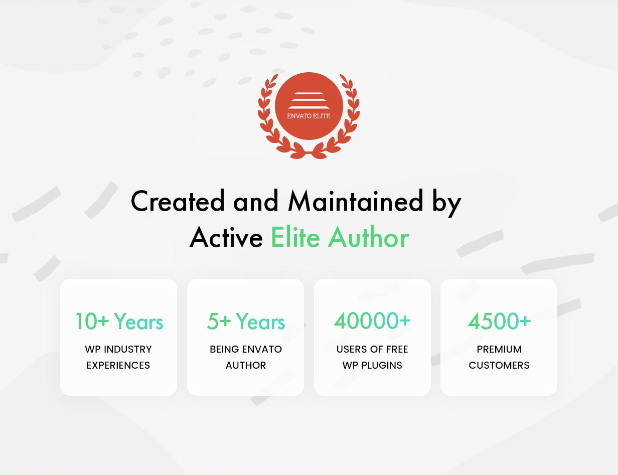Created and maintained by Elite Author
