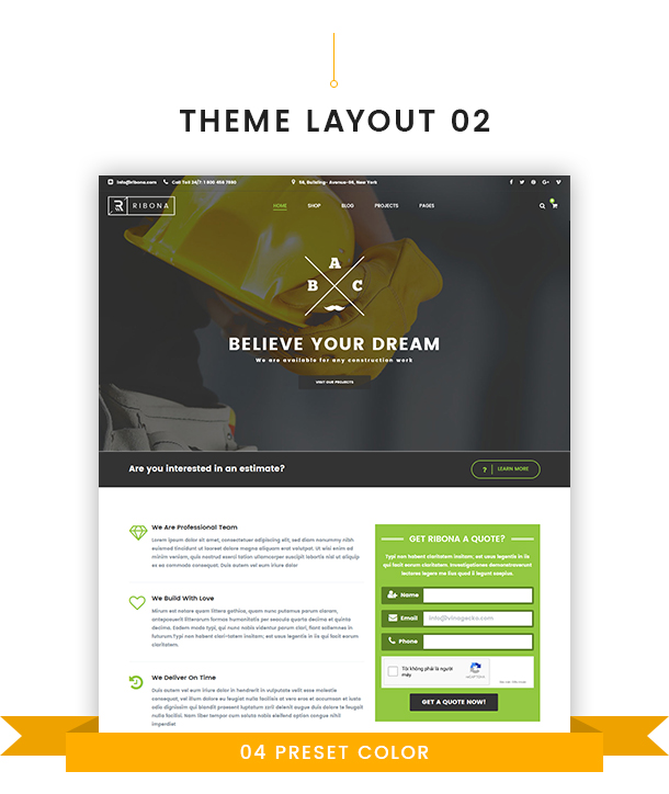 VG Ribona - WordPress Theme for Construction, Building Business - 20