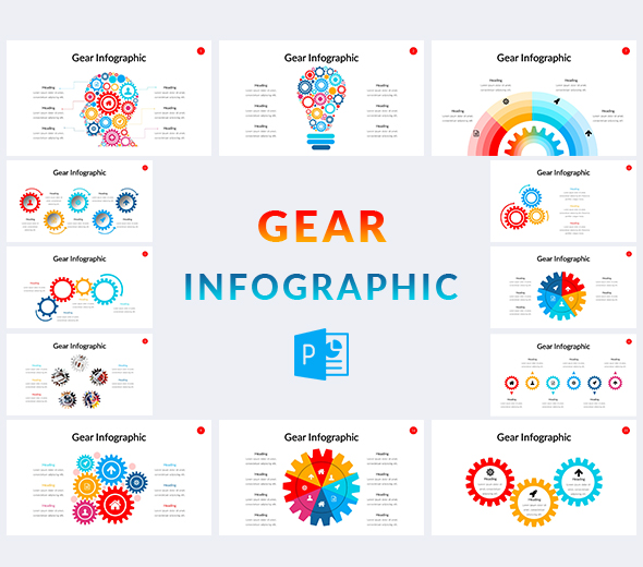 Gear-Infographic-Template