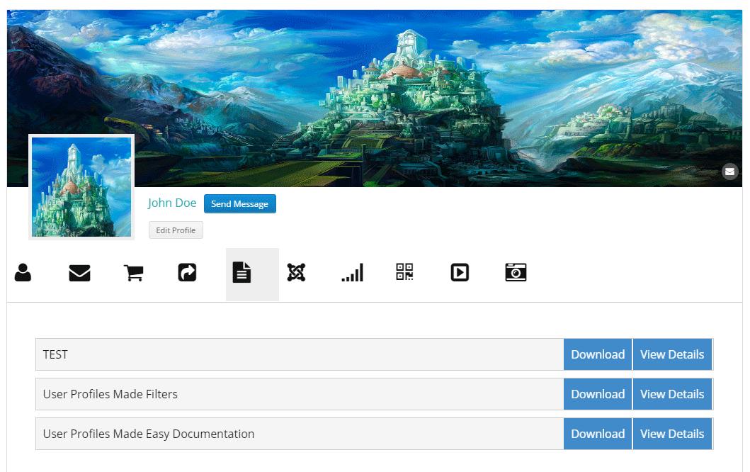 User Profiles Made Easy - WordPress Plugin - 225