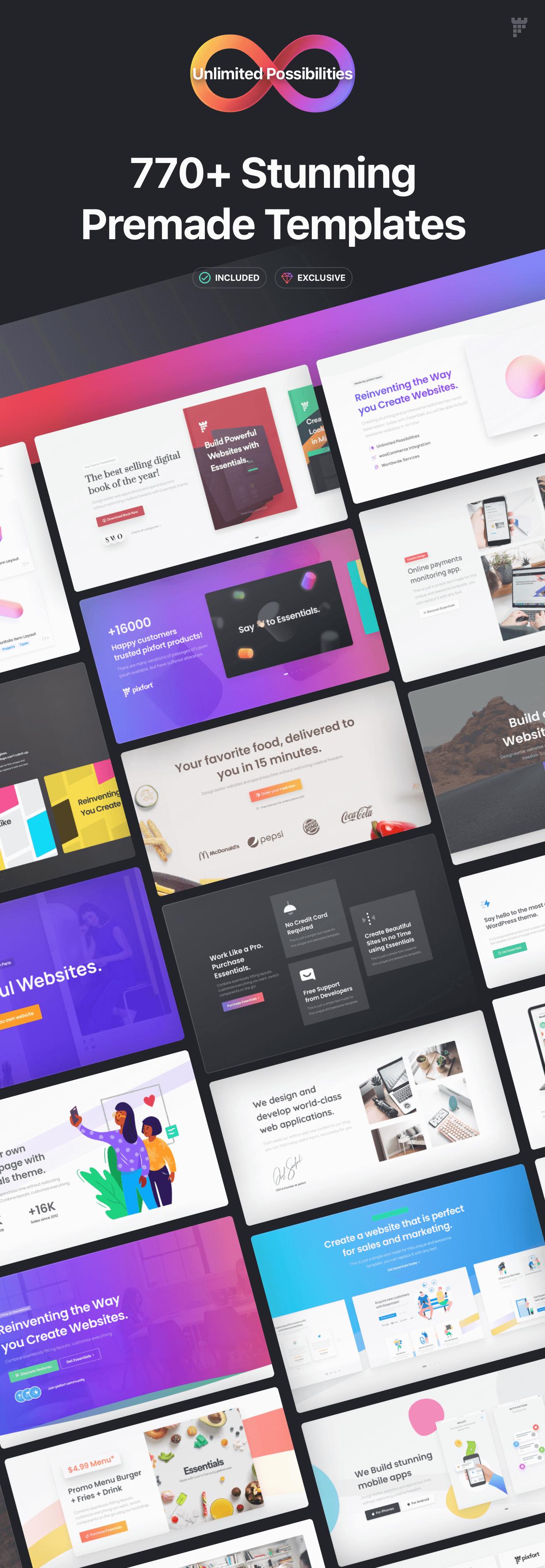Essentials | Multipurpose WordPress Theme - 16