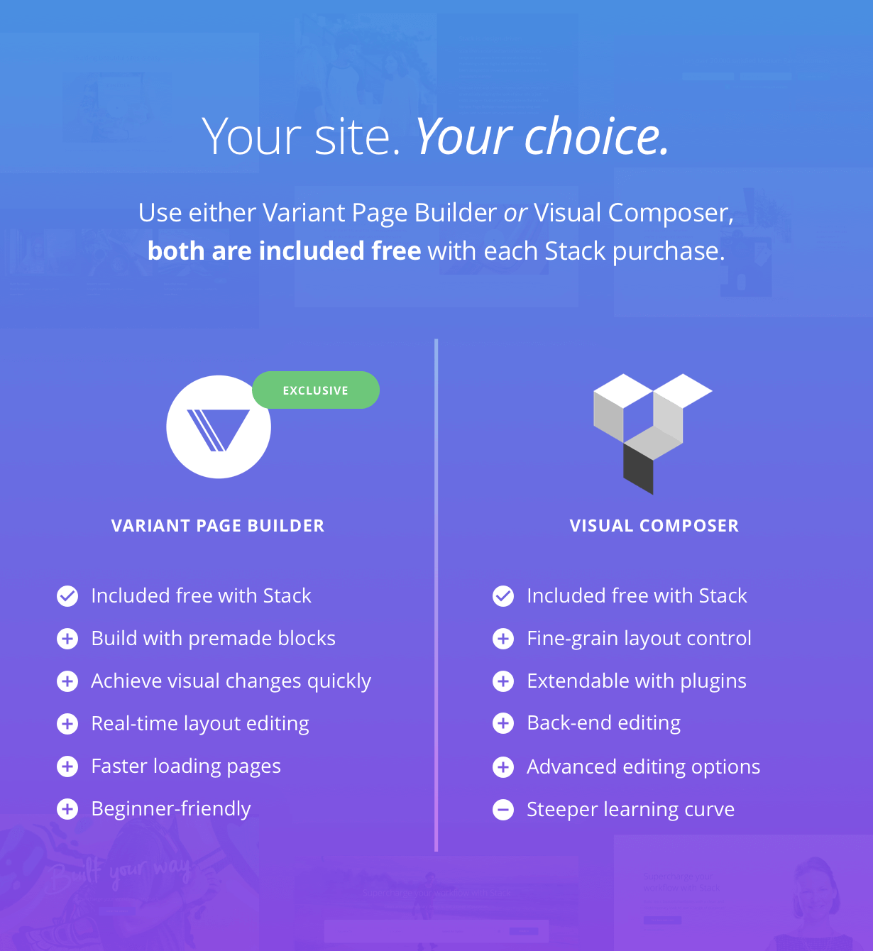 Stack - Multi-Purpose WordPress Theme with Variant Page Builder & Visual Composer by tommusrhodusStack - Multi-Purpose WordPress Theme with Variant Page Builder & Visual Composer - 웹
