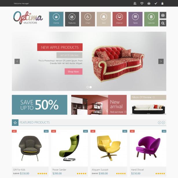 VG Optima - MultiStore WordPress WooCommerce Theme - 13
