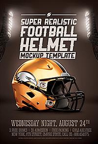 Helmet Mockup