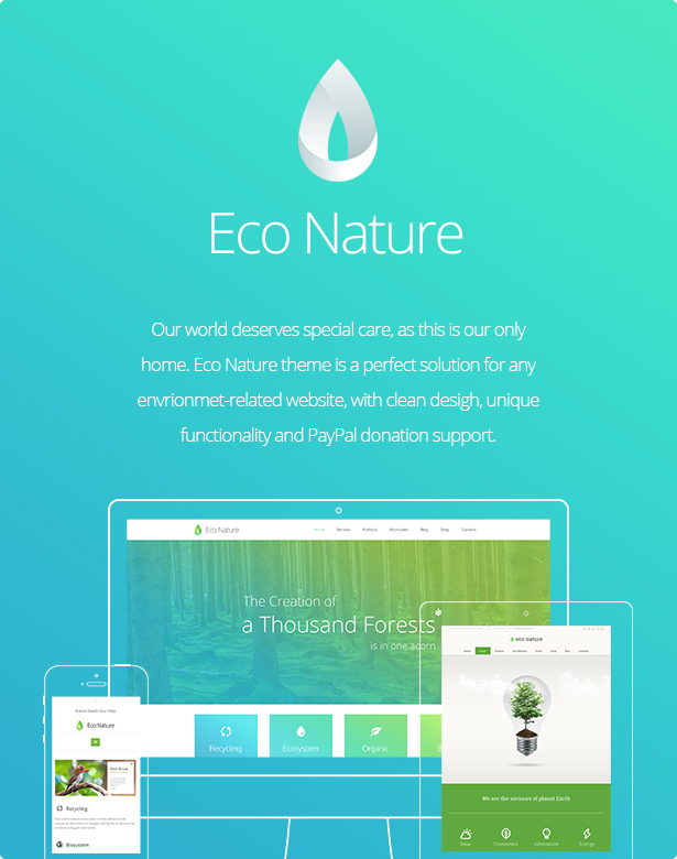 Eco Nature Environment