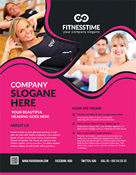Ultimate Business Flyer  - 3