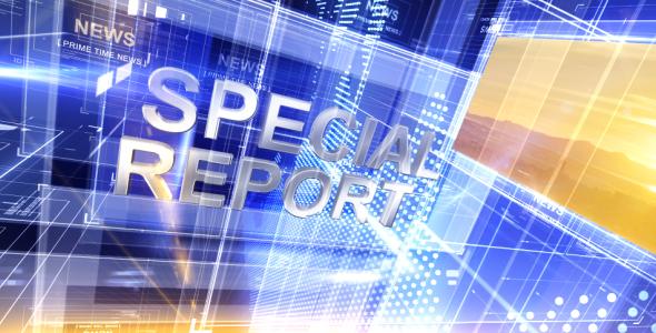 Broadcast Design - Primetime News Open - 3