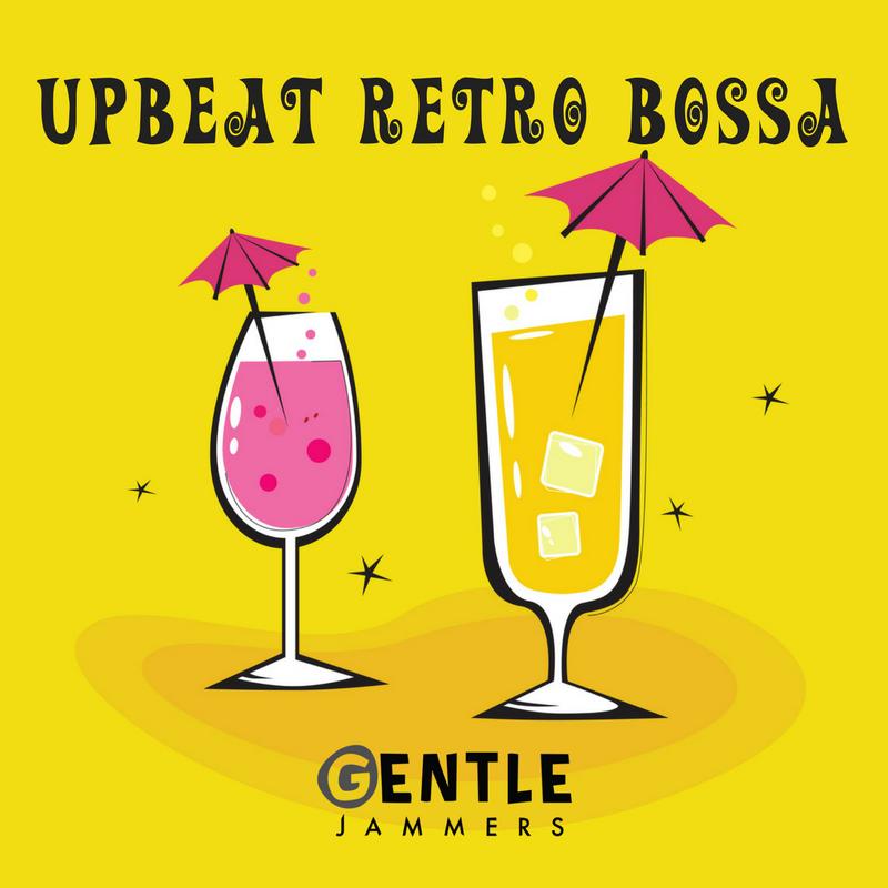 Upbeat Retro Bossa - 1