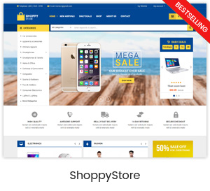 Toppy - Creative Multi-Purpose Magento Theme - 5