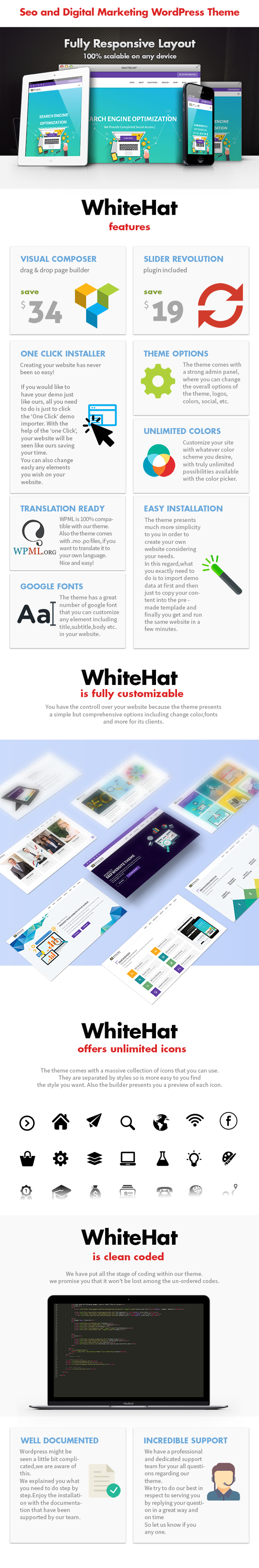 WhiteHat - Digital Marketing Theme - 3