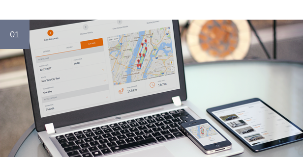 Chauffeur Booking System for WordPress - 4