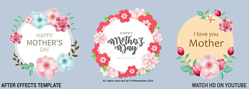 Mother's Day Greeting Cards 2019