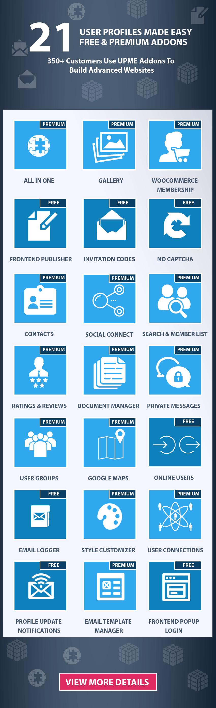 User Profiles Made Easy - WordPress Plugin - 13
