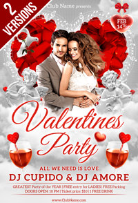 Salsa Party Flyer Template - 22