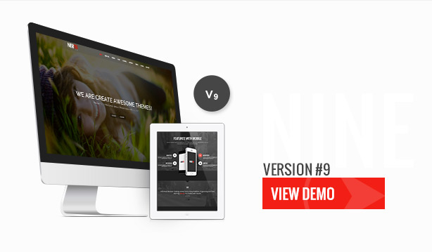 North - One Page Parallax WordPress Theme - 23