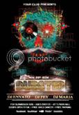 Futuristic Party Flyer Vol.01 - 3