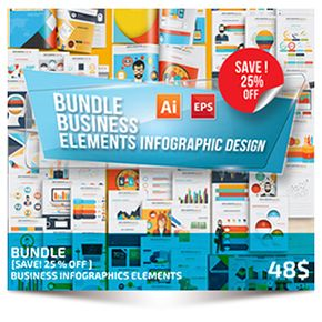 Big Infographics Elements Design - 8