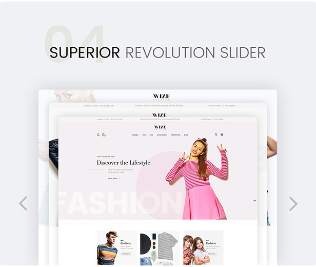 WizeStore - Multipurpose WooCommerce Shop - 11