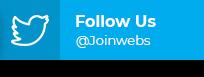 Follow Joinwebs on Twitter