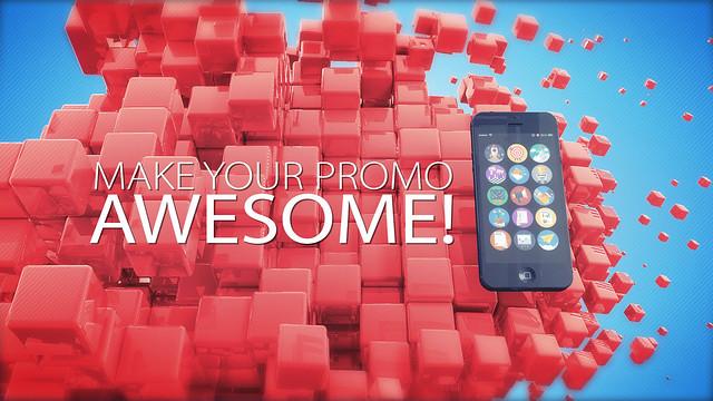 App, corporate, promo, iphone, phone, 3d device