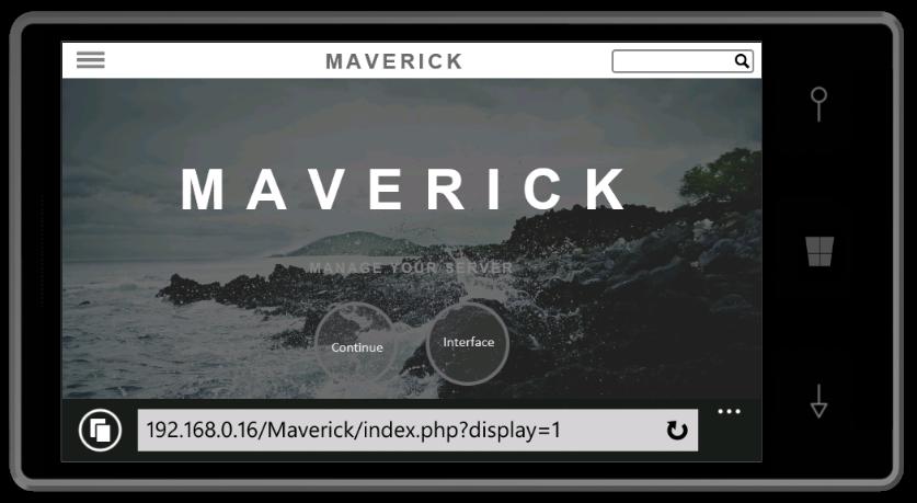Maverick - Cloud storage website - 8