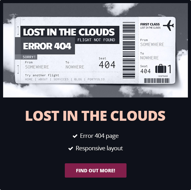 Lost in the Clouds