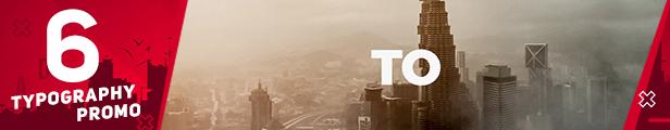 Typography Promo / Stomp - 8