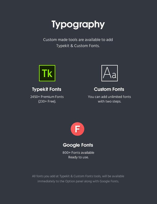 Fortun | Multi-Concept WordPress Theme - 7