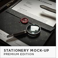 Stationery Mock-Up