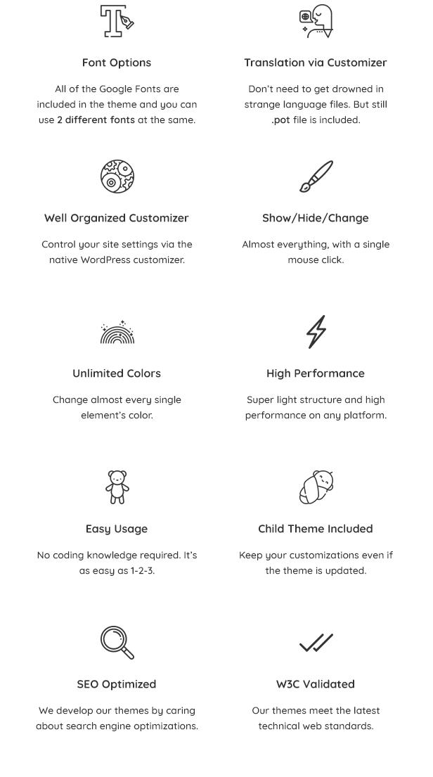 Baxel - Minimal Blog Theme for WordPress by Burnhambox   ThemeForest