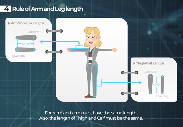 Character Rigging Mock Up Animations - 11