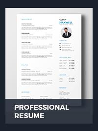 Resume & Cover Letter - 20