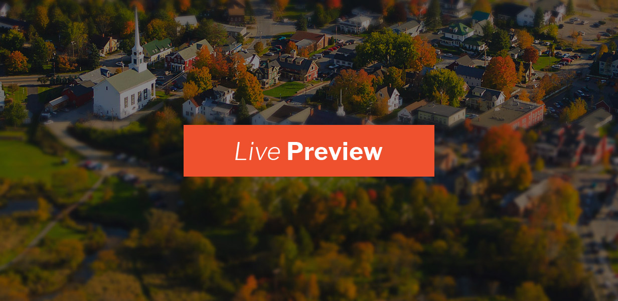 TownPress Live Preview